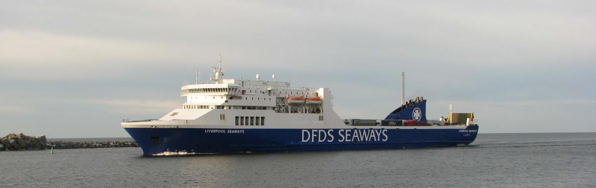 DFDS doubles rail capacity in Ireland