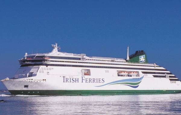 Irish Ferries to build new €144 million cruise ferry
