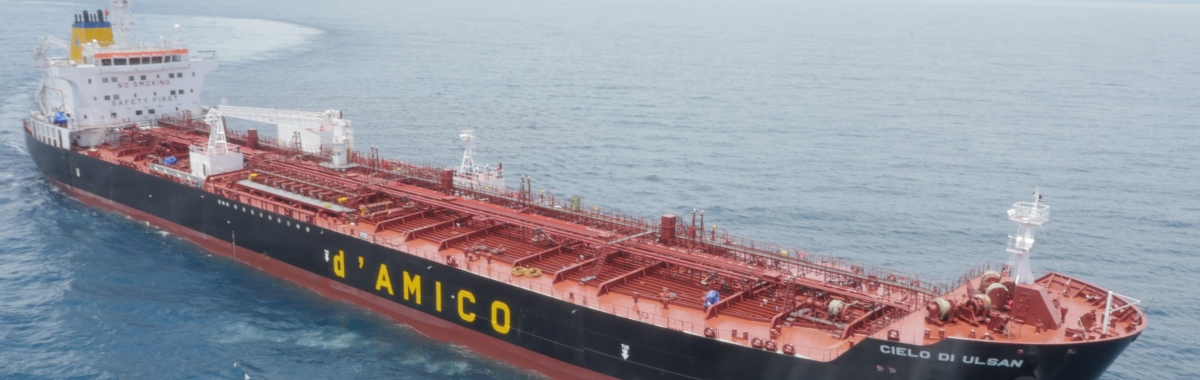 d'Amico Tankers Limited (Ireland) acquire $14m Tanker.