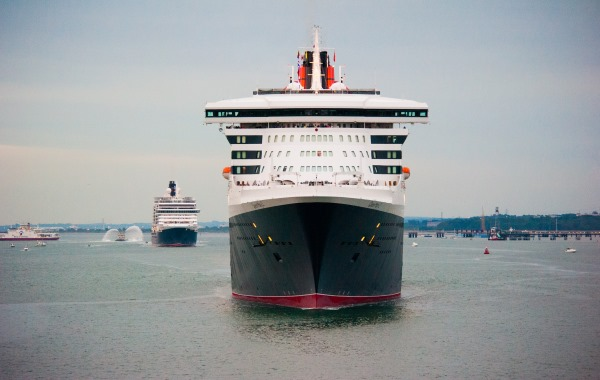 First of seven cruise ships arrives in Galway