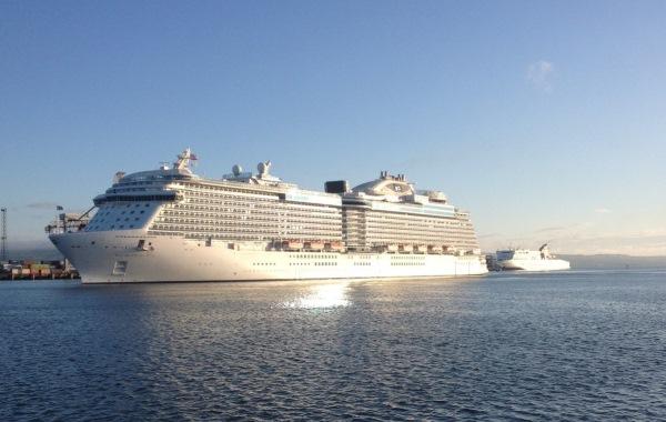 Record cruise season announced for Belfast