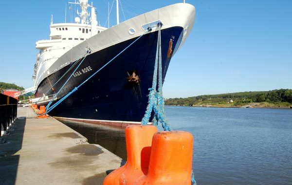 'Unprecedented opportunity' for Foynes port as trade hub