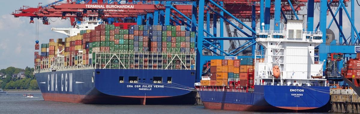 CMA CGM doubles Irish Sea feeder route capacity