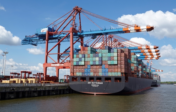 Irish Shipping volumes up 3% during Q2, 2015