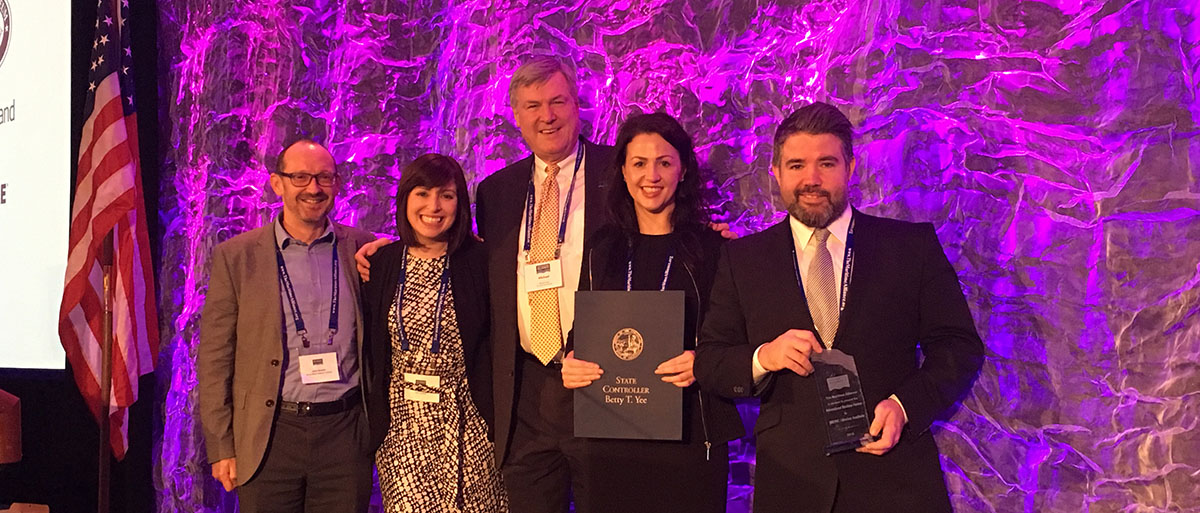 International Maritime Partner award