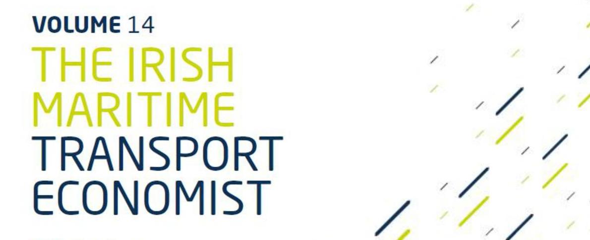 Irish Maritime Transport Economist